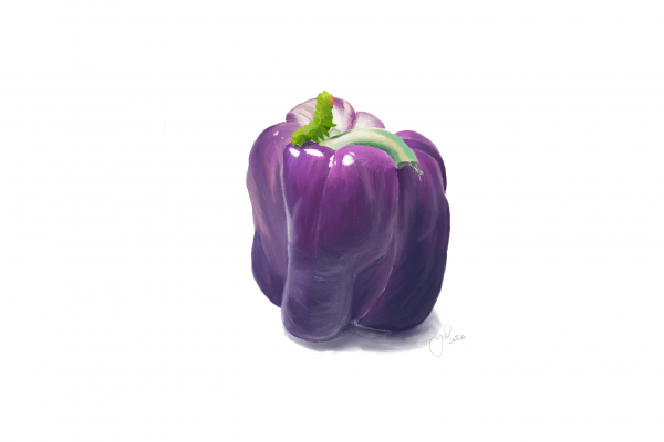 003 Purple Pepper Tapping G 1808300