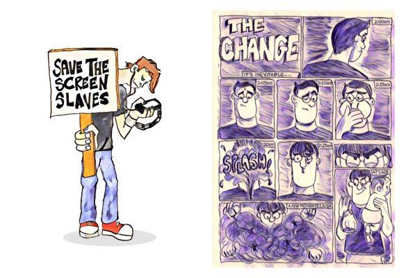 004 Comic Strip And Character Design Rubbani A 1808051