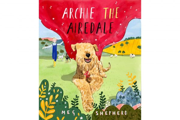 Archie The Airedale
