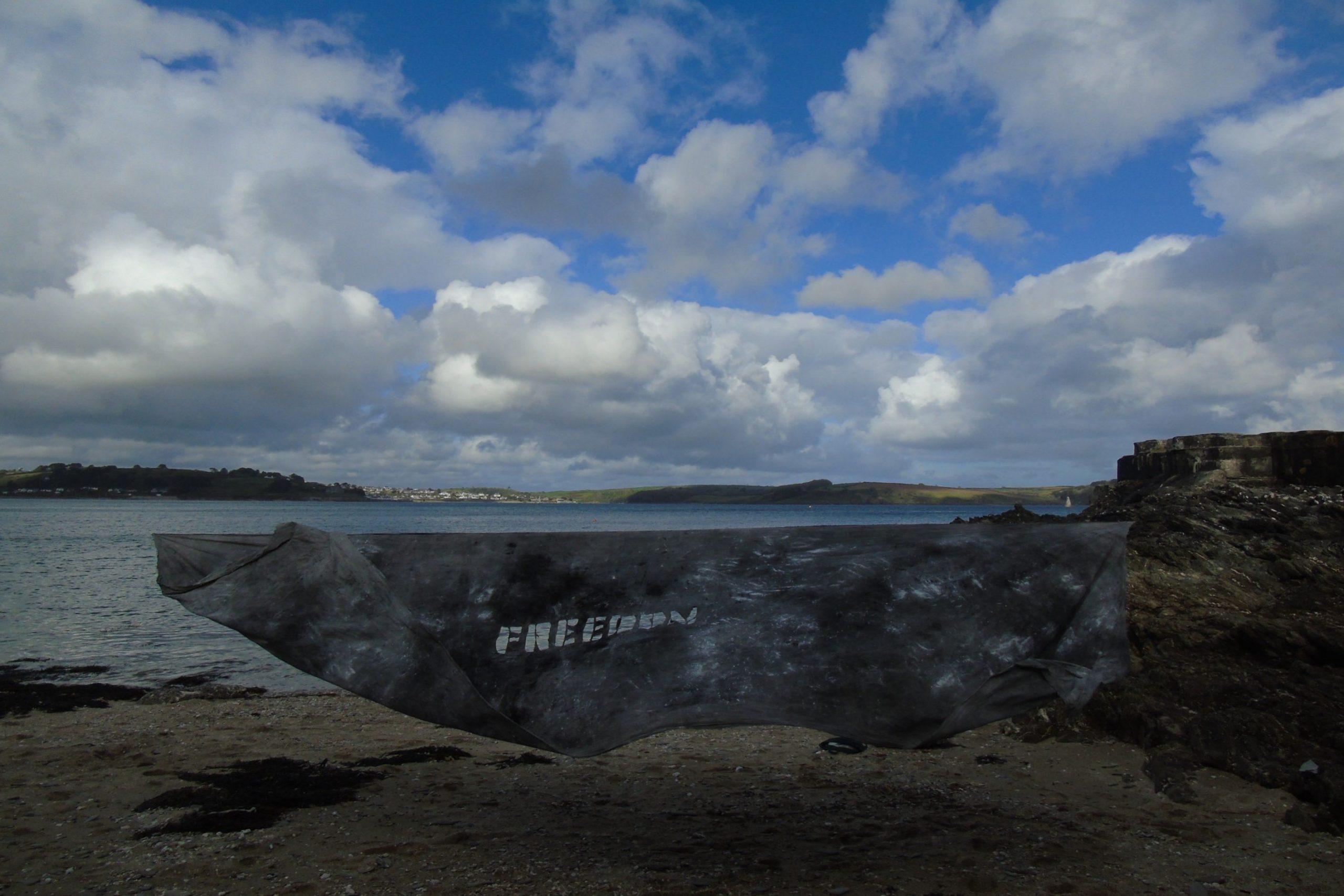 FREEDOM Monochrome Sea Painting 1.jpg