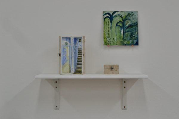 Jess Beare Stairway Box Gardens Fine Art.jpeg